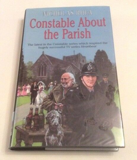 ** Signed Copy ** Constable About The Parish First Ed Fine Copy